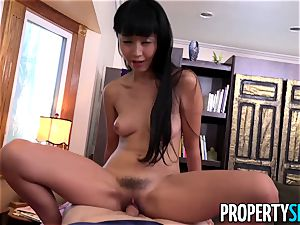PropertySex chief romps great Tenant chinese Marica Hase