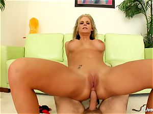 LiveGonzo Phoenix & Riley ass-fuck Wifes hook-up soiree