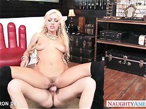 erotic Cameron Dee take cock