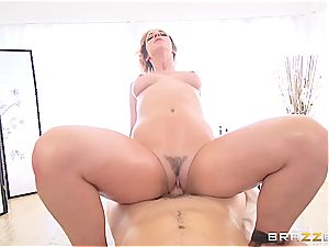 The finest rubdown you could ever imagine of is Jada Stevens' mechanism