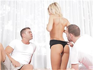 Lola Reve gets double torn up