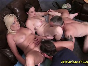 Ms Paris Rose in vagina, Maid to Order