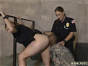 naughty cougar assfuck very first time fake Soldier Gets Used as a penetrate toy