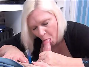 super-fucking-hot milf Lacey Starr man-meat blowing