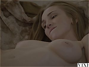 VIXEN Kendra Sunderland ultimately penetrated By Her Fathers acquaintance