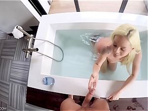 Elsa Jean point of view fashion poon thrashing
