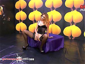 marvelous Ani BlackFox cum group sex - German Goo nymphs