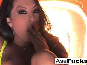 Asa Akira displays Off Her extraordinaire figure