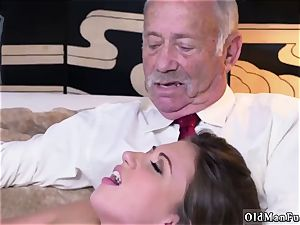 dad pal s associate amateur gonzo Ivy amazes with her yam-sized melons and bum