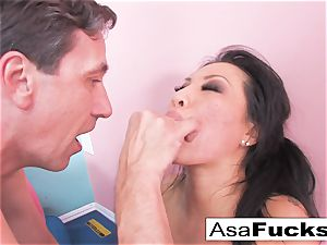Asa's xxx anal invasion opening up