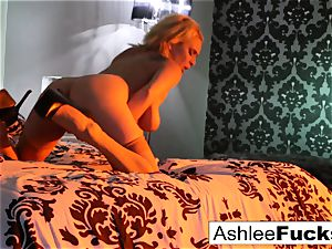 super-sexy solo in artful way with Ashlee Graham