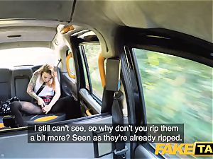 fake taxi petite Kylie Nymphette cooter penetrated