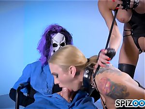 Monster with monster hard-on plumbing deep Sarah Jessie and Jessica Jaymes