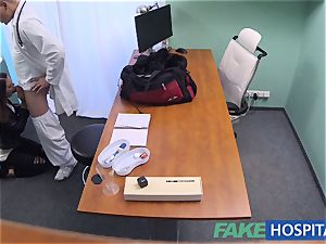 FakeHospital filthy physician pummels thief and creampies her
