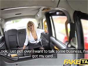 fake taxi warm estate agent gets creampied