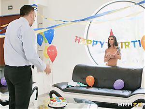 blessed birthday vulva screw with Melissa